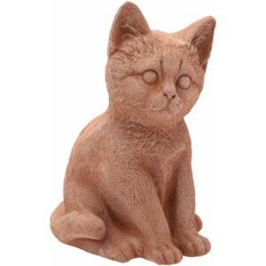 Ülő cica 20cm