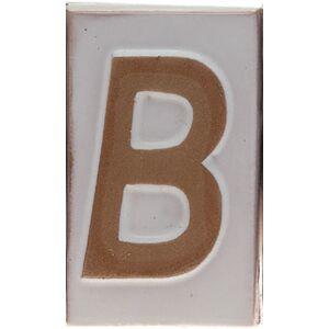 """Házszám """"B"""" 9cm"""