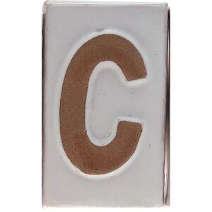 """Házszám """"C"""" 9cm"""