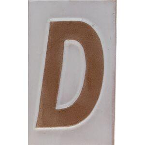 """Házszám """"D"""" 9cm"""