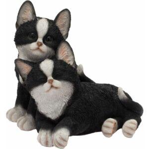 Játékos cicák 19cm