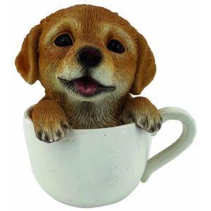 Labrador csészében 9cm