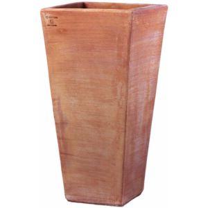 Virágláda kocka Quadrato Moderne 50cm