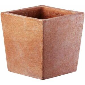 Virágláda kocka Quadro Moderne 15cm