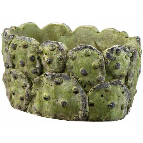 Kaspó ovális Cactus 6cm